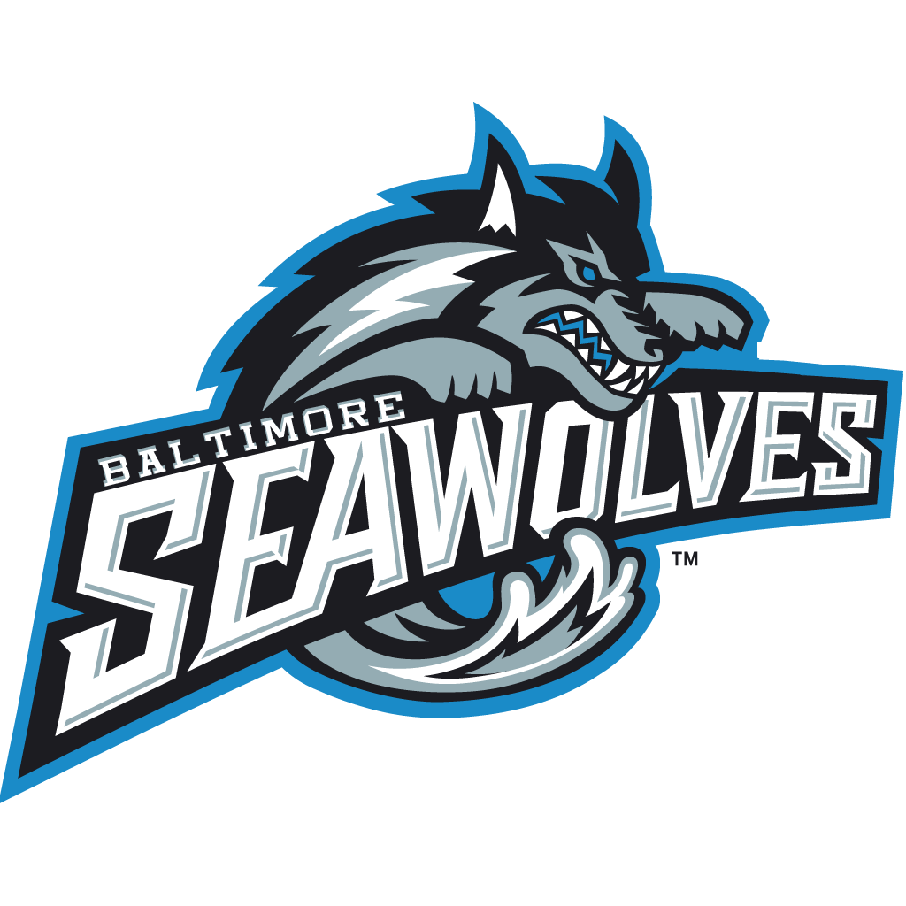 Baltimore Seawolves Basketball Logo