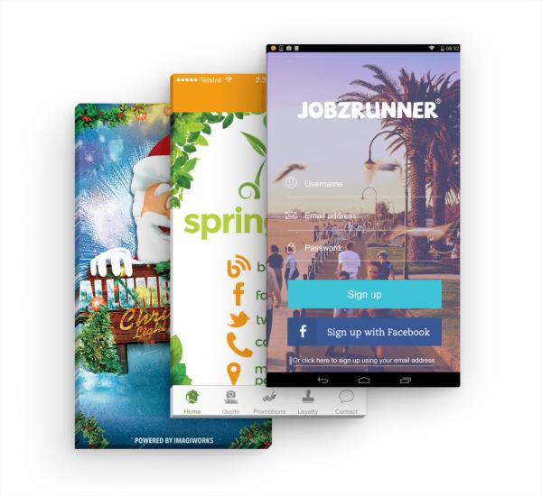 ImagiWorks App Development