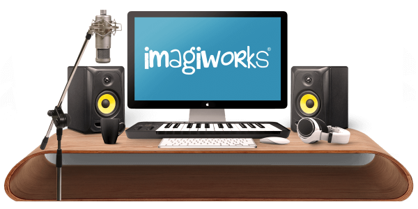 ImagiWorks Audio Production Marketing