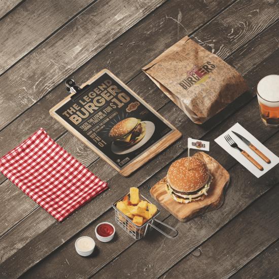 Lenny's Burgers