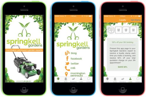 Springkell Apps