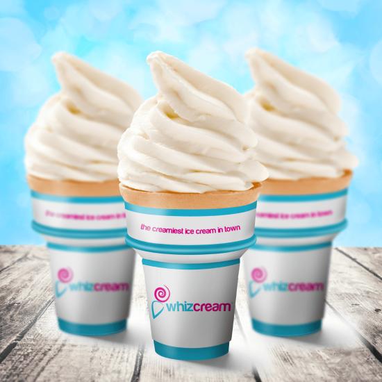 WhizCream Ice Creamery